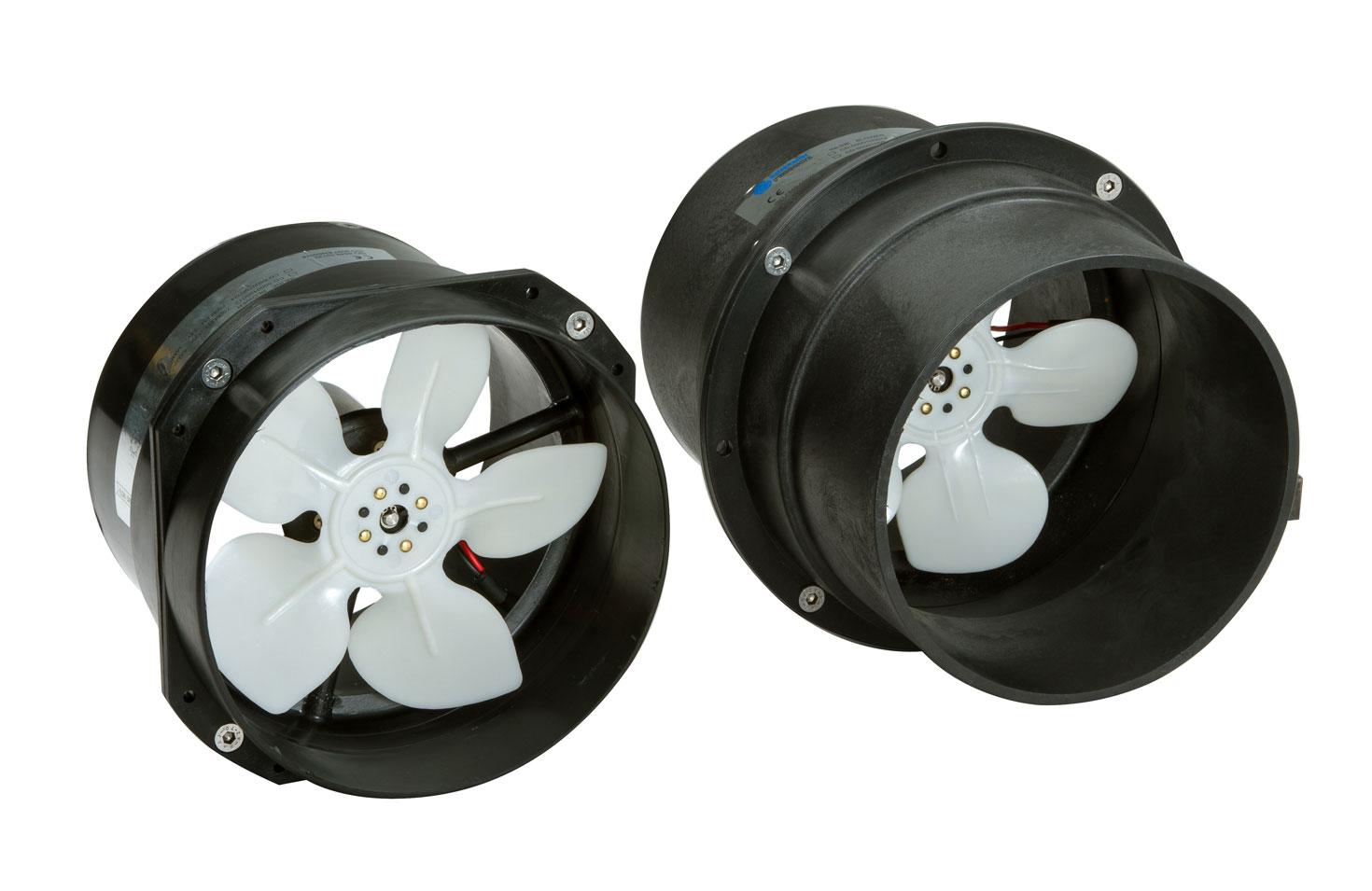 12 Volt Dc Duct Fan : Volt inline vent fan best imageforms