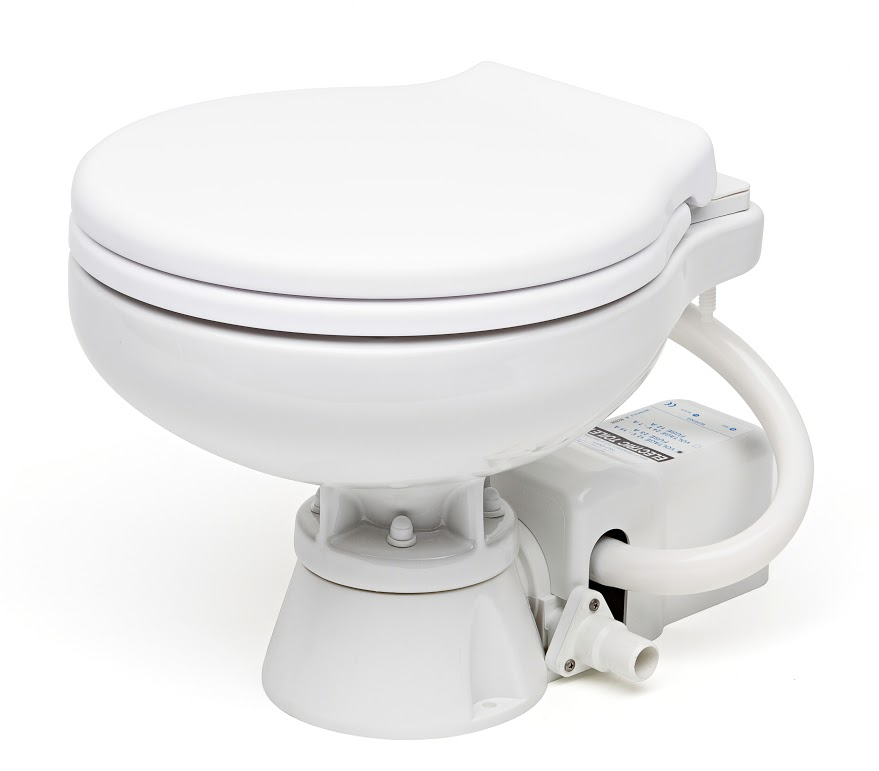 Matromarine Products Electric Toilet Space Saver 12v